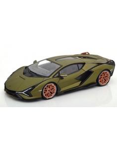 Bburago - 11046GR - Lamborghini Sián FKP 37  - Hobby Sector