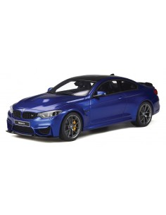 GT SPIRIT - GT059 - BMW M4 CS San Marino Blue  - Hobby Sector