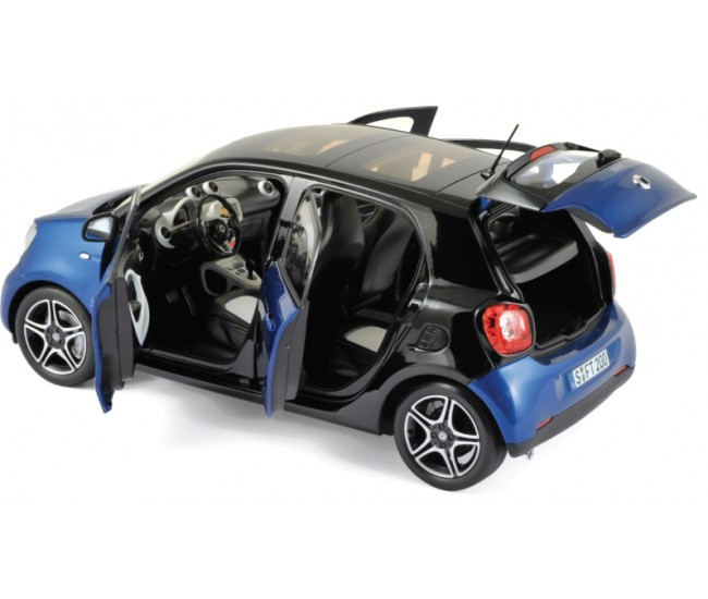 Norev - 183435 - Smart Forfour 2015  - Hobby Sector