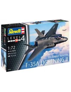 Revell - 03868 - Lockheed Martin F-35A Lightning II  - Hobby Sector