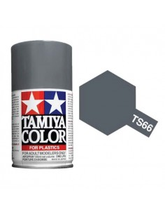 Tamiya - TS-66 - IJN Gray (Kure Arsenal) 100ml Acrylic Spray  - Hobby Sector