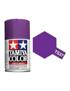 Tamiya - TS-37 - Lavander 100ml Acrylic Spray  - Hobby Sector