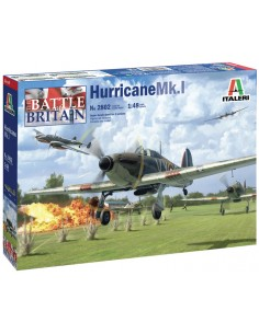 Italeri - 2802 - Hurricane MK.I - The Battle of Britain  - Hobby Sector