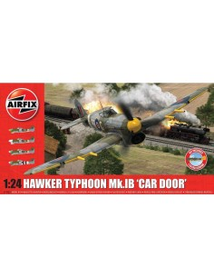 Airfix - A19003A - Hawker Typhoon 1B - Car Door  - Hobby Sector