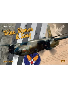 Eduard - 2129 - Wine, Women & Song - Limited Edition  - Hobby Sector