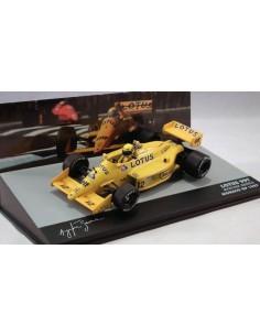 Altaya - PRO10702 - Lotus 99T Ayrton Senna Monaco GP 1987  - Hobby Sector