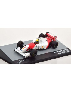 Altaya - PRO10697 - McLaren MP4/8 Ayrton Senna Australia Gp 1993  - Hobby Sector