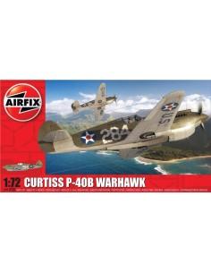 Airfix - A01003B - Curtiss P-40B Warhawk  - Hobby Sector