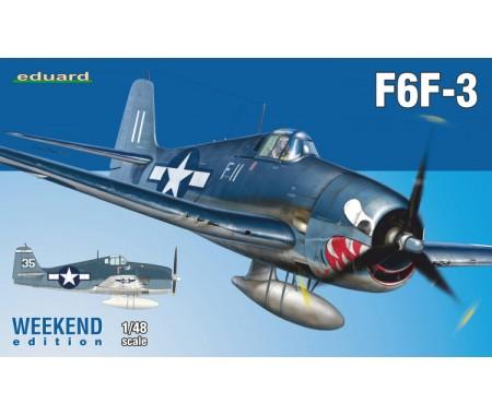 Eduard - 84160 - F6F-3 Weekend Edition  - Hobby Sector