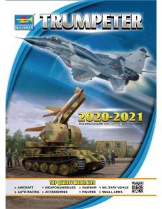Tamiya - TRU2020 - Catalog Trumpeter 2020 - 2021  - Hobby Sector