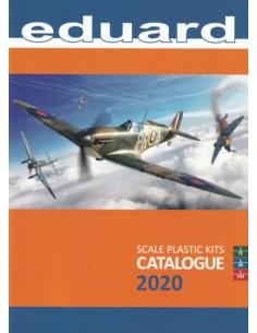 Tamiya - EDUKAT2020 - Catalog eduard 2020  - Hobby Sector