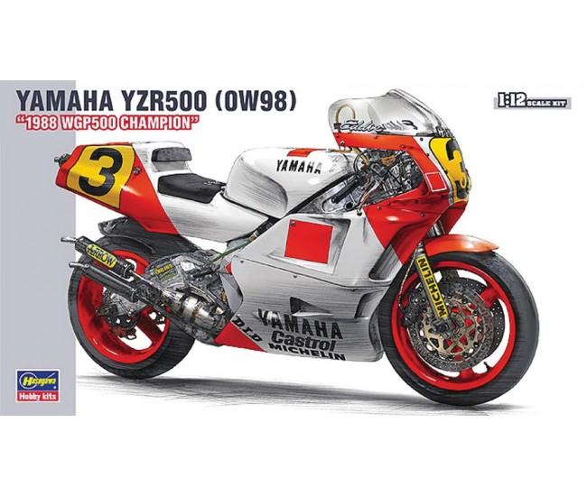 "Hasegawa - 21503 - Yamaha YZR500 (0W98) ""1988 WGP500 Champion""  - Hobby Sector"