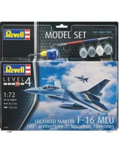 Revell - 63905 - Lockheed Martin F-16 MLU Model Set  - Hobby Sector