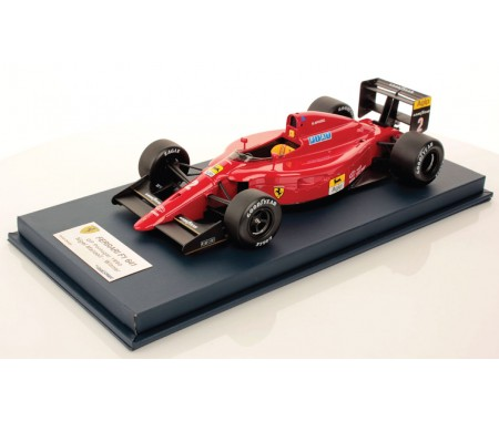 Looksmart - LSF1H11B - Ferrari F1 641Nigel Mansell - Winner GP Portugal 1990  - Hobby Sector