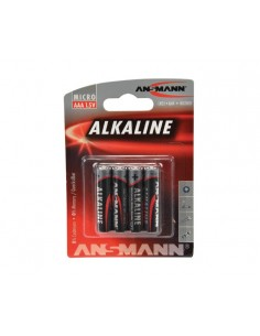 Carson - 500609044 - 1.5V AAA Alkaline (4pcs)  - Hobby Sector