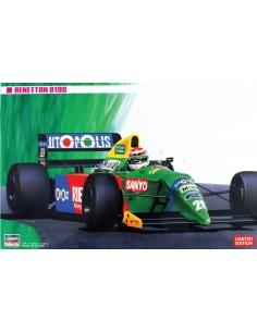 Hasegawa - 20340 - Benetton B190 F1 Japanese / Monaco GP 1990  - Hobby Sector