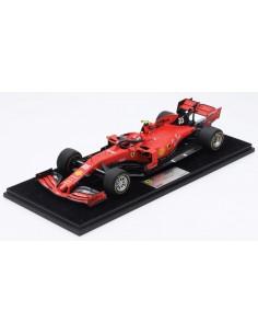 Looksmart - LS18F1023 - Ferrari SF90 Charles Leclerc Belgian GP 2019  - Hobby Sector