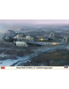 Hasegawa - 02275 - Focke-Wulf Fw189A1/2 'Aufklarungsgruppe'  - Hobby Sector