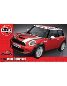 Airfix - Mini Cooper S