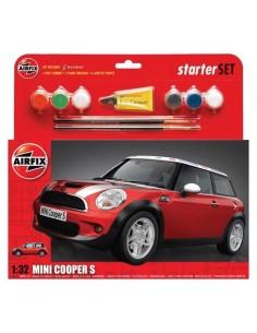 Airfix - Mini Cooper S Starter Set