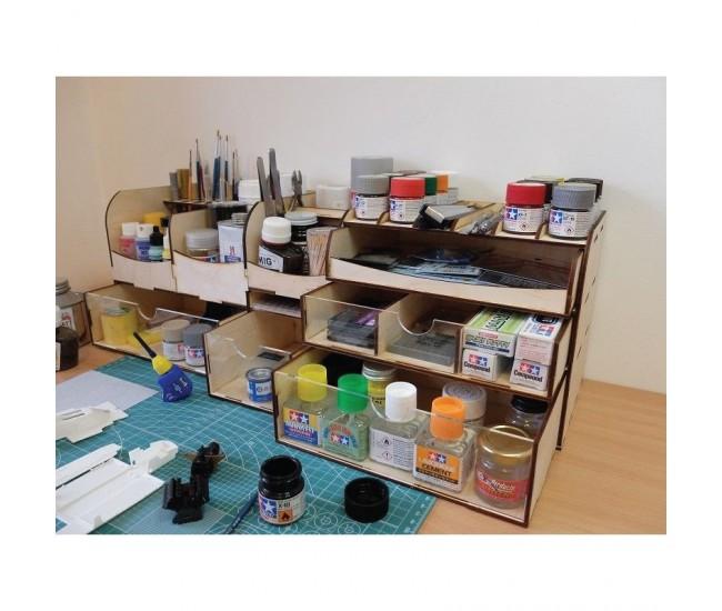 Belkits - BEL-ORG001 - Workbench organizer  - Hobby Sector