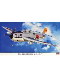 Hasegawa - 00984 - TBM-3S2 Avenger 'J.M.S.D.F.'  - Hobby Sector
