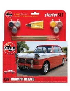 Airfix - Triumph Herald Starter Set