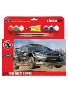 Airfix - Ford Fiesta WRC Starter Set