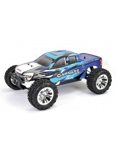 FTX - FTX5537B - FTX Carnage 2.0 Truggy 4WD Brushed - RTR  - Hobby Sector