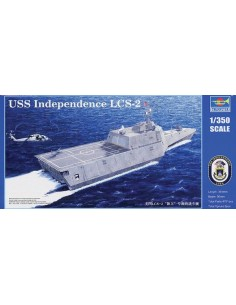 Trumpeter - 04548 - USS Independence LCS-2  - Hobby Sector