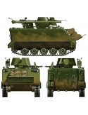 Italeri - M113 ACAV w/106 mm Recoilless Gun