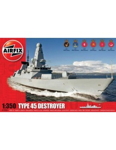 Airfix - Type 45 Destroyer