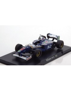 Altaya - magfor11 - Williams FW19 Jacques Villeneuve 1997  - Hobby Sector