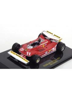 Altaya - MagKFer312T4 - Ferrari 312 T4 Jody Scheckter 1979  - Hobby Sector