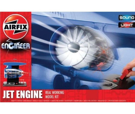 airfix jet engine a20005 instructions