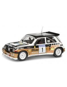 Solido - S1804705 - Renault 5 Maxi Chatriot Rallye Du Var  - Hobby Sector