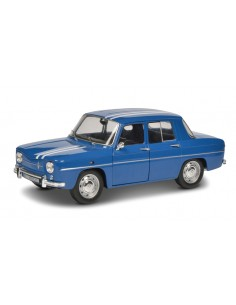 Solido - S1803602 - Renault 8 Gordini 1100 Blue  - Hobby Sector