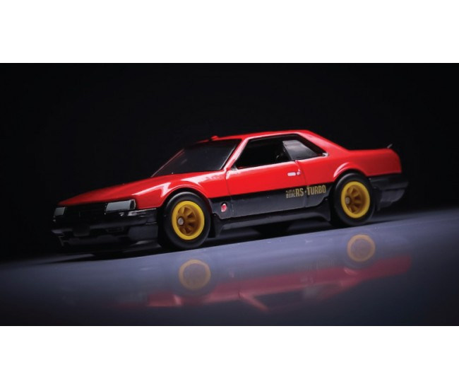 Hotwheels - hwmvFPY86-979P-1 - Real Riders Nissan Skyline RS (KDR30) - Japan Historics 3 1/5  - Hobby Sector