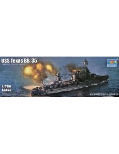 Trumpeter - 06712 - USS Texas BB-35  - Hobby Sector