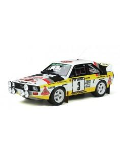 OTTO - OT820 - Audi Sport quattro Rallye Gr.B Monte-Carlo 1985  - Hobby Sector