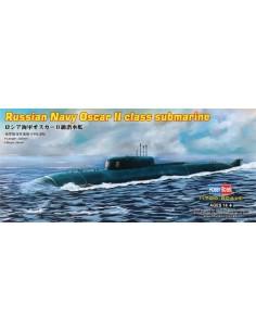 Hobby Boss - 87021 - Russian Navy Oscar II Class Submarine  - Hobby Sector