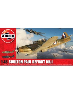 Airfix - A05128A - Boulton Paul Defiant MK.I  - Hobby Sector
