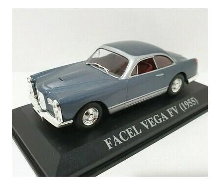 Altaya - magBB1955fv - Facel Vega FV (1955)  - Hobby Sector