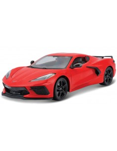 Maisto - 31447R - CHEVROLET CORVETTE C8 STINGRAY - 2020  - Hobby Sector