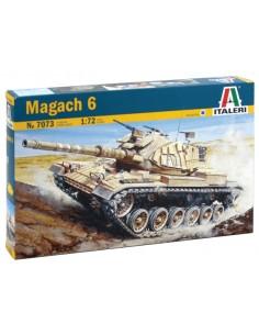 Italeri - 7073 - Magach 6  - Hobby Sector