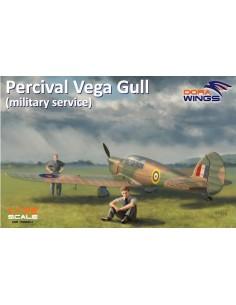 Dora Wings - DW72004 - Percival Vega Gull (military service)  - Hobby Sector