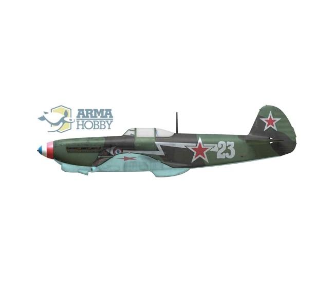 Arma Hobby - 70029 - YaK-1B In Allied Service  - Hobby Sector