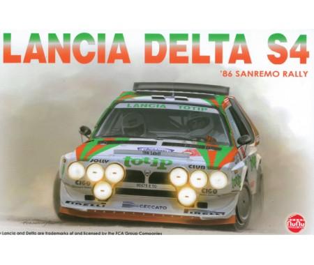 Nunu - PN24005 - Lancia Delta S4 1986 Sanremo Rally  - Hobby Sector