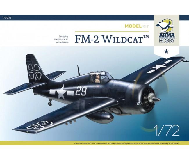 Arma Hobby - 70033 - FM-2 Wildcat  - Hobby Sector