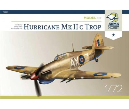 Arma Hobby - 70037 - Huricane MK IIc Trop  - Hobby Sector
